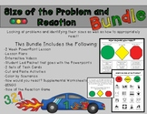 Size of the Problem and Reaction Bundle