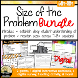 Size of the Problem Bundle 6th-8th