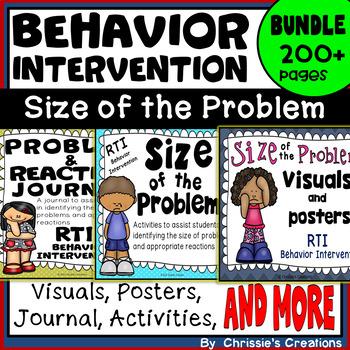 Size of the Problem: Bundle RTI Behavior Intervention