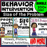 Size of the Problem: Bundle RTI Behavior Intervention