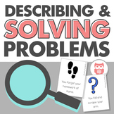 Describing and Solving Problems in Speech Therapy: Emotion