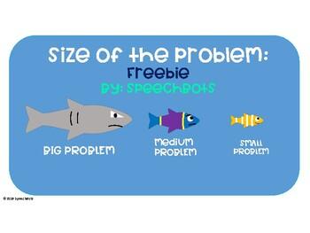 Size of the Problem Freebie
