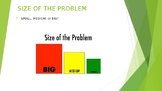 Size of the Problem Powerpoint