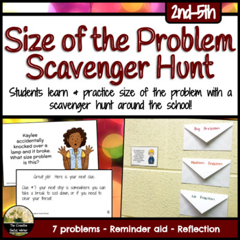 Size of the Problem Scavenger Hunt Activity