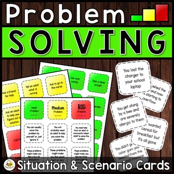 Size of the Problem - Situations & Solutions