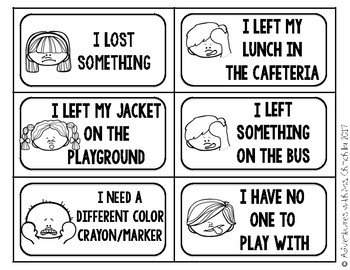 Size of the Problem (Solve the Problem) Task Cards