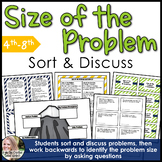 Size of the Problem Sort & Discuss +20 Question Inspired Add-On