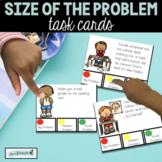 Size of the Problem | Task Cards | Behavior Task Cards