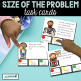 Size of the Problem | Task Cards | Behavior Task Cards