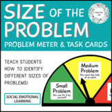Size of the Problem - Task Cards & Problem Meter