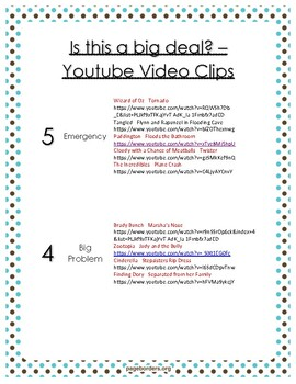 Size of the Problem YouTube Video Clips