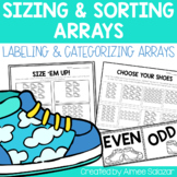 Arrays - Labeling and Categorizing Arrays Printables