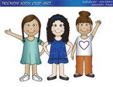 Sizzlin' Sisters Clip Art