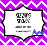 Sizzling Snakes - Addition Dice Game