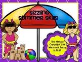 Sizzling Summer Skills