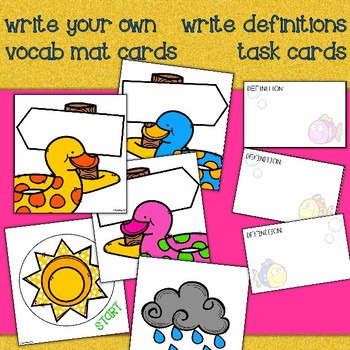 Sizzling Vocabulary - A Bee-Bot Coding Game FREEBIE