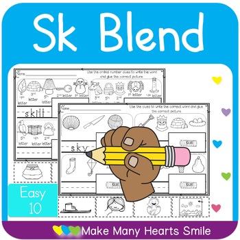 Easy 10: Sk Blend    MMHS3