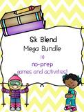 Sk Blend Mega Bundle! [10 no-prep games and activities]