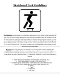 Skateboard Park Unit - Science - Motion