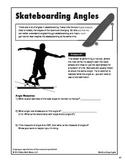 Skateboarding Angles