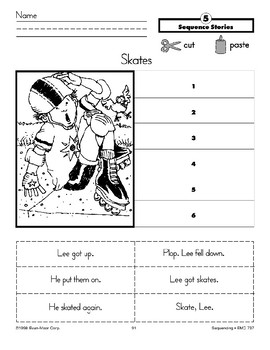 Skates (Sequence Stories)