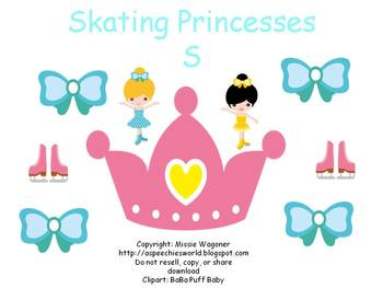 Skating Princesses S
