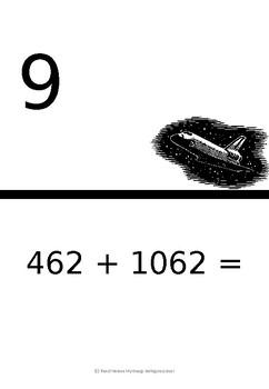 Skattejakt 4. trinn matematikk