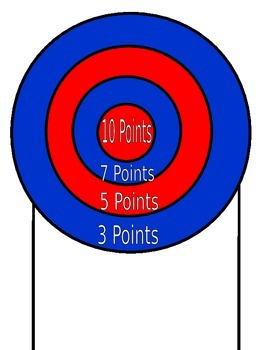 Skeeball 2 Digit + 2 Digit Addition Without Regrouping