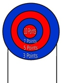 Skeeball 2 Digit - 2 Digit Subtraction with regrouping