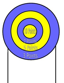 Skeeball 3 Digit + 3 Digit Addition with Regrouping