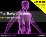 PPT - Skeletal System (ADVANCED) - Bones, Bone Structure,