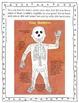 Skeletal System Bones Math Lab Science 3.L.1.1