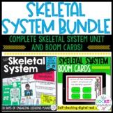 Skeletal System Unit and Boom Card Bundle