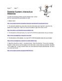 Skeletal System Interactives