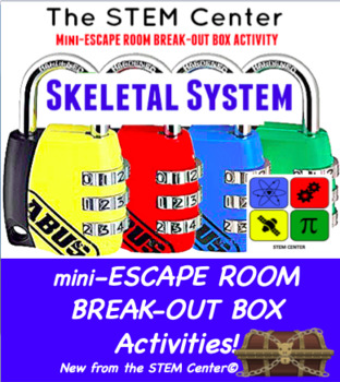 Skeletal System Mini Escape Room