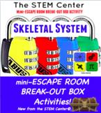 Skeletal System Mini Escape Room
