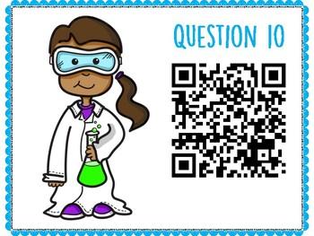 Skeletal System QR Code Hunt