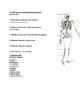 Skeletal System Study-guide