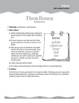 Skeletal System (Ten-Minute Activities)