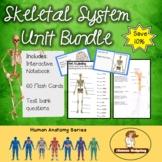Skeletal System Unit Bundle