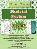 Skeletal System Unit *BUNDLE* (Unit 4 in Series)
