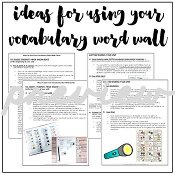 Skeletal System Word Wall | Muscular System Word Wall