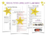 Skeletal Systems Cornell Notes & Quiz