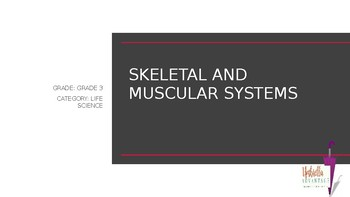 Skeletal and Muscular Systems Power Point Lesson