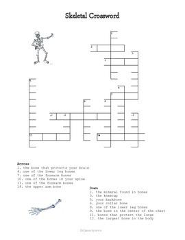 Skeletal crossword packet