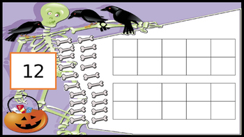 Skeleton Counting 0-20