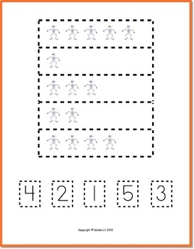Skeleton Counting for Pre-K