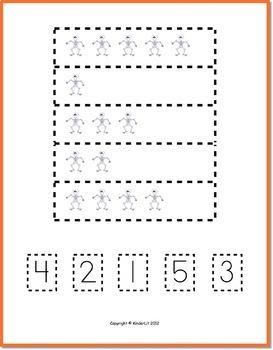 Skeleton Counting for PreK