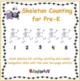 Skeleton Math - Counting Sets in PreK