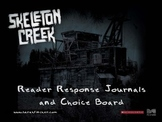 Skeleton Creek Novel Study